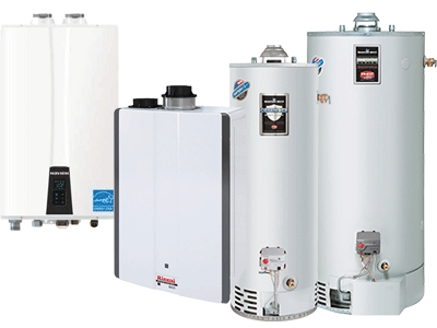 Quallet HVAC - Your tankless water heater specialist