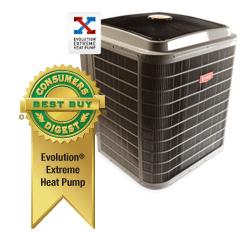 Bryant Evolution Extreme Heat Pump