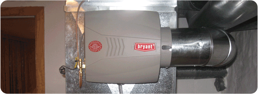 Complete Bryant certified dealer - UV filtration asthma pet solutions humidifiers
